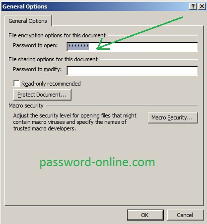 how to remove docx password word 2010 3